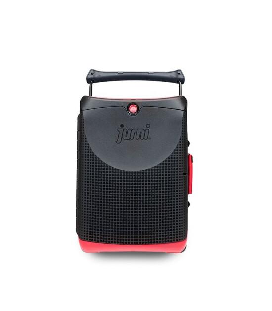 Trunki Jurni - Çekçekli Valiz - Kırmızı