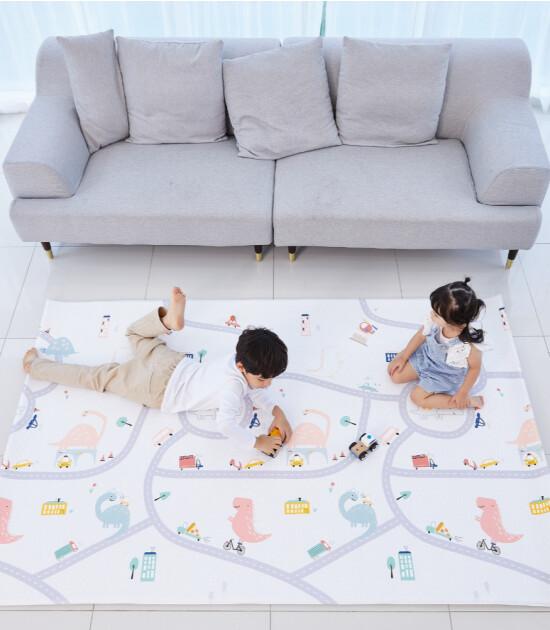 Unigo Comflor Oyun Matı // Air Show  (210cm x 140cm x 13mm)