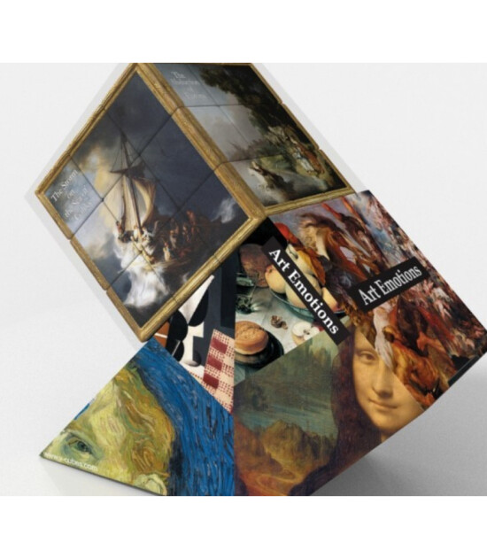 V-Cube Art Emotions - Rembrandt Klasik Küp (3)